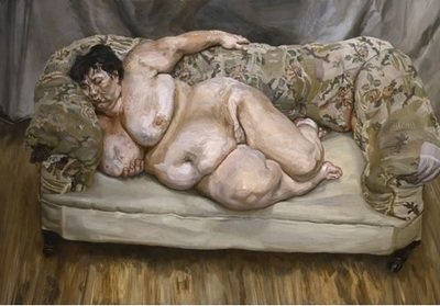 Lucian Freud Portraits at the National Portrait Gallery