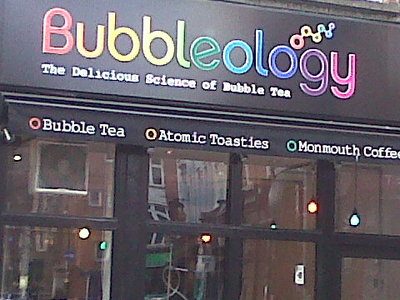 Bubbleology Exterior
