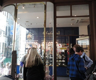 The Chocolate Tour of London