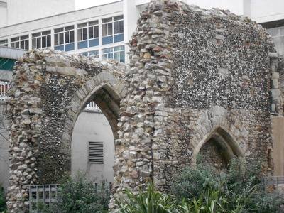 Roman Arches, London Wall