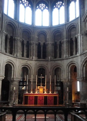 The Priory Church of St Bartholomew the Great