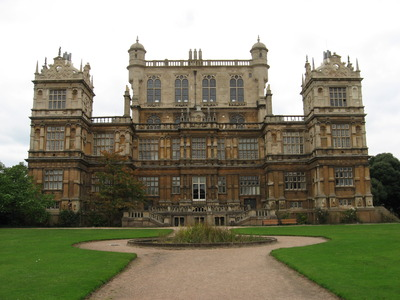 Wollaton Hall And Deer Park London