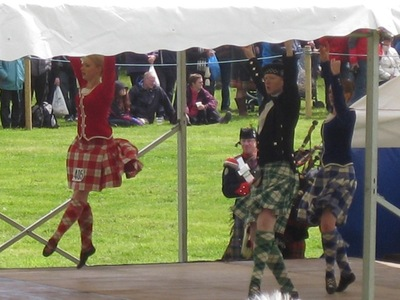Atholl Highland Games