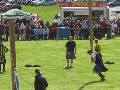 Castle Blair Highland Games