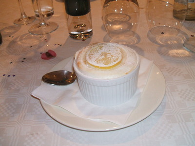 Super Lemon Souffle