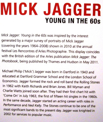 Mick Jagger: Young in the 60s
