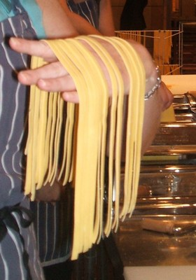 Proud Pasta Ribbons