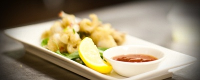 Salt and Pepper Squid (Image courtesy of Suze in Mayfair website)