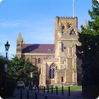 Abbey and Church of St Alban