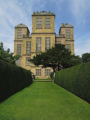 The Avenue, Hardwick Hall. Image courtesy of Phil Sangwell.