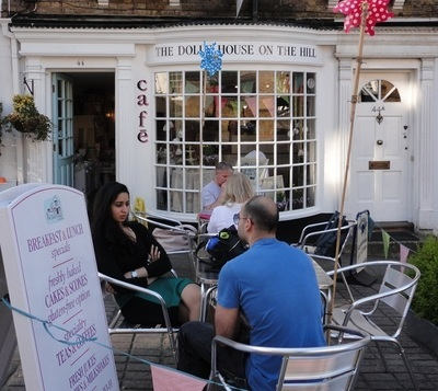 Where is your Favourite London Tea Room