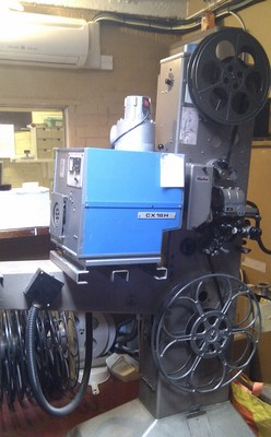 35mm projector